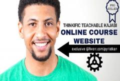 i-will-build-stunning-kajabi-teachable-thinkific-website-online-course-website