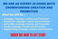 do-kickstarter-gofundme-indiegogo-crowdfunding-campaign-promotion-fundraising